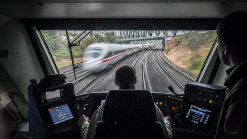 DB setzt auf Wasserstoff beim Antrieb ihrer Züge