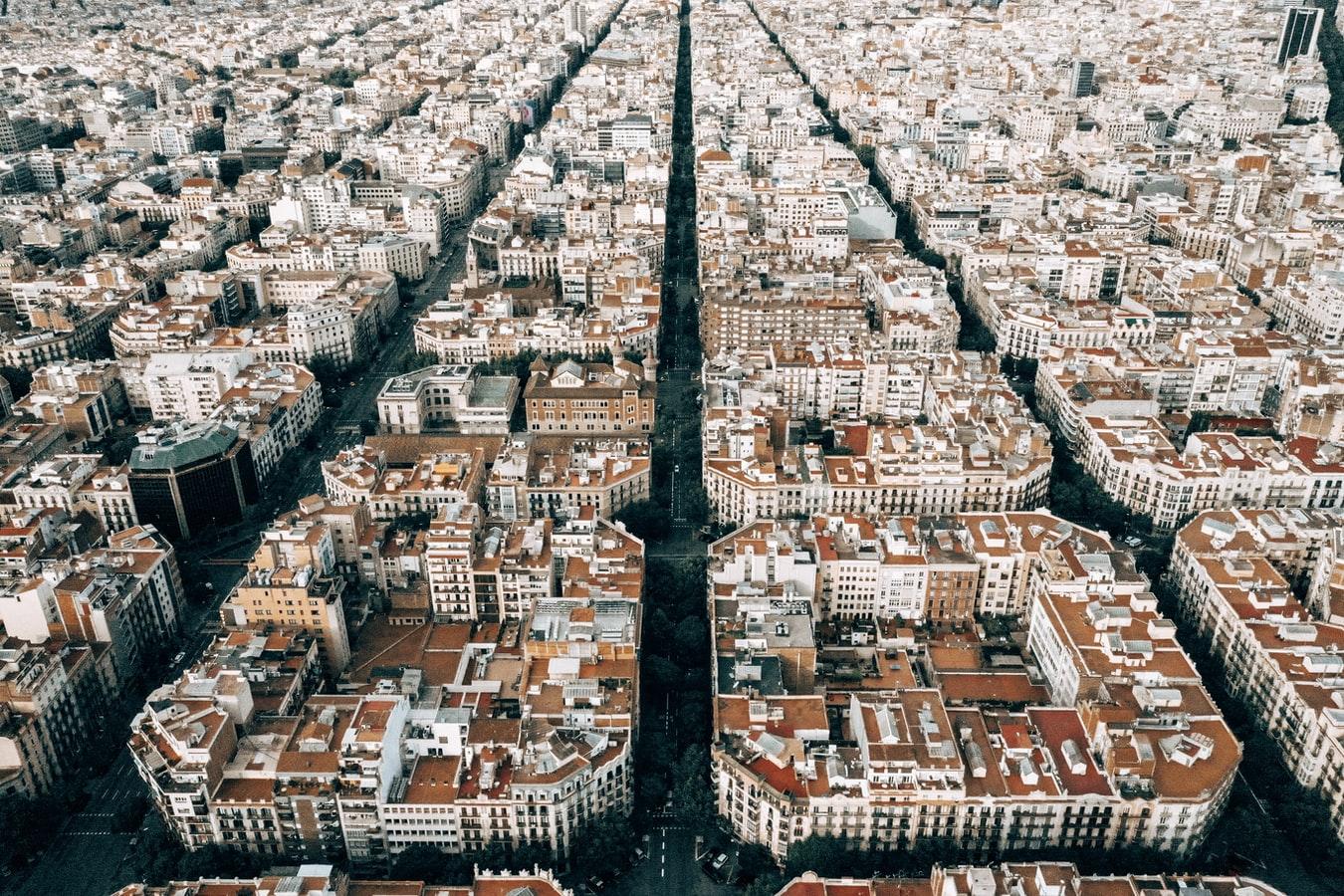Barcelona: Eine der grössten Fussgängerzonen Europas