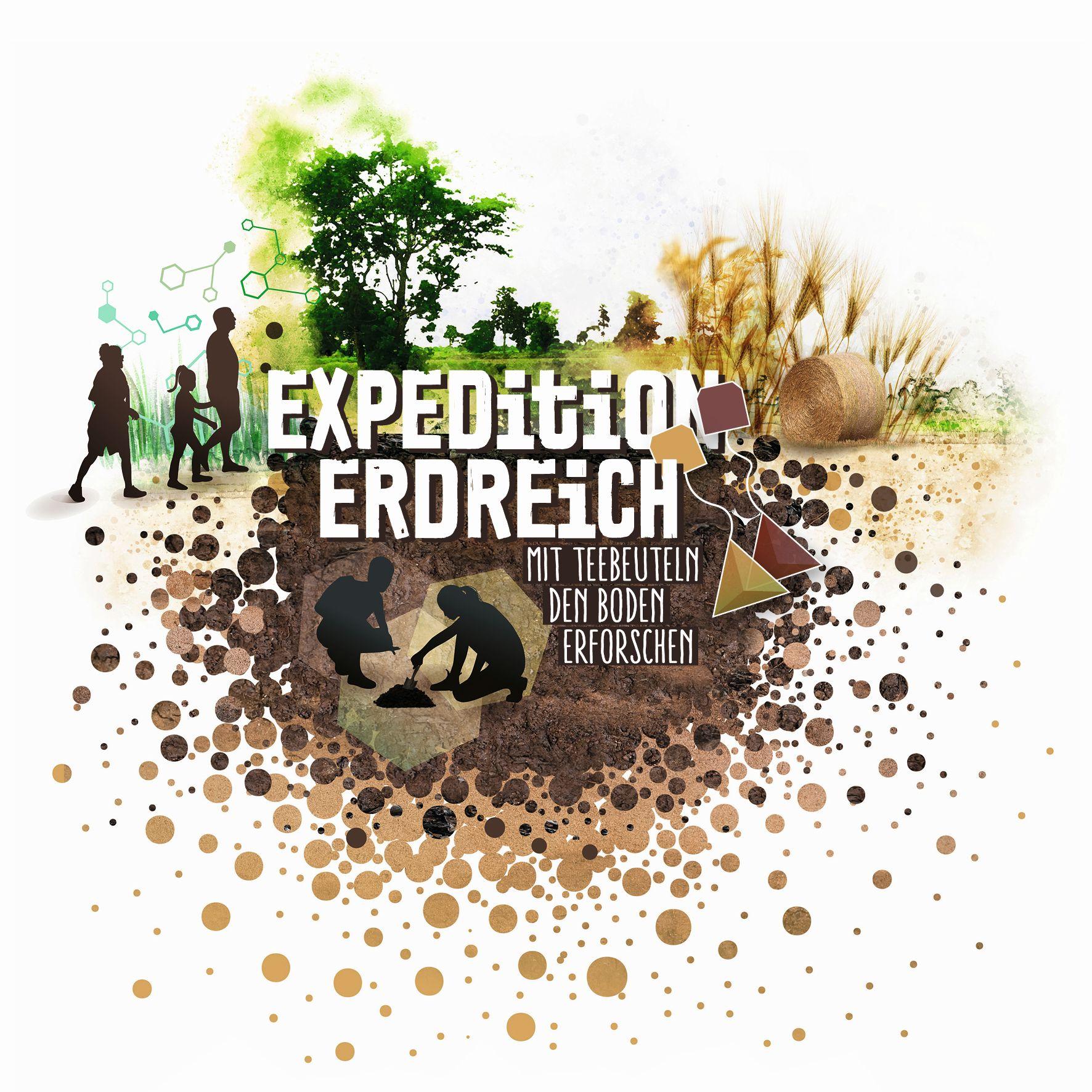 Expedition Erdreich: Tea-Time mit Bodensatz