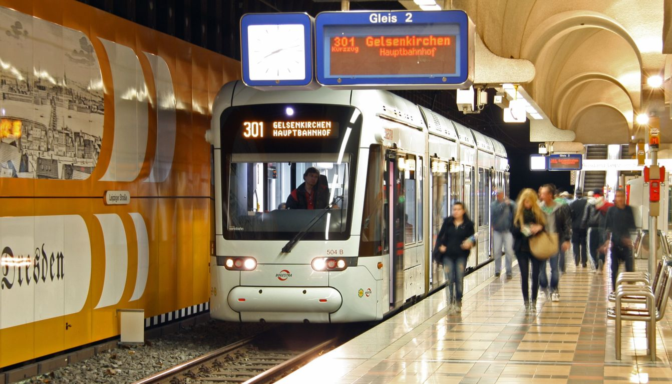 Kostenlose Busse und Bahnen für den Klimaschutz