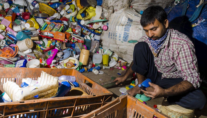 EU-schränkt ab 2021 Plastikmüll-Exporte ein