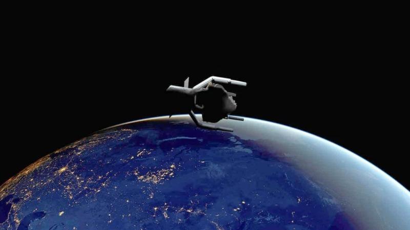 ESA räumt im Orbit auf