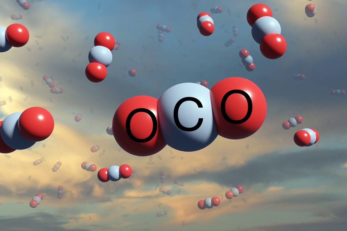 Peak überschritten: CO2-Last wird sinken