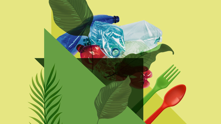 Mein(e) Plastik ist bio!