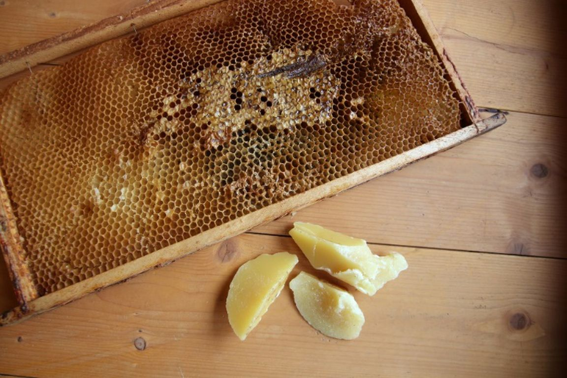 Wickel Bienenwachs