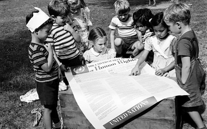 72. Jahrestag der Allgemeinen Erklärung der Menschenrechte