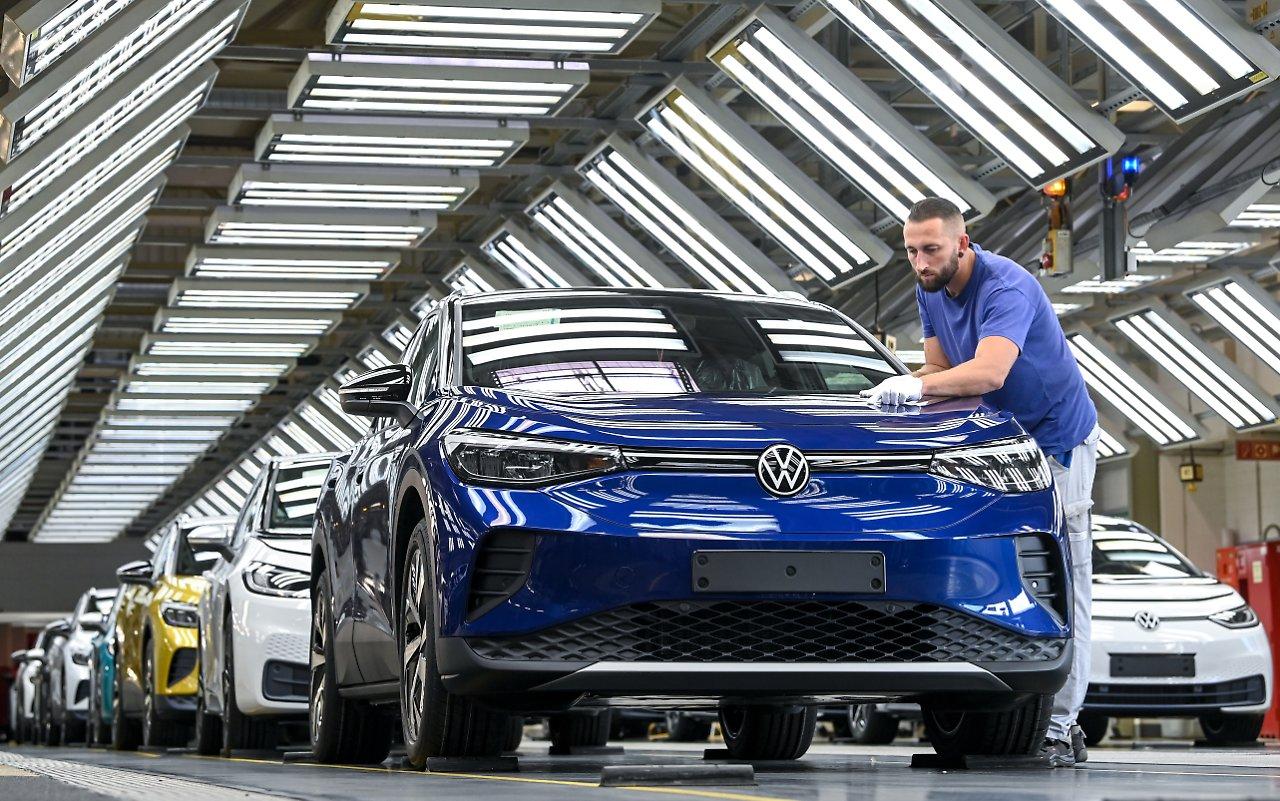 VW verpasst EU-Klimaziele – Strafen drohen