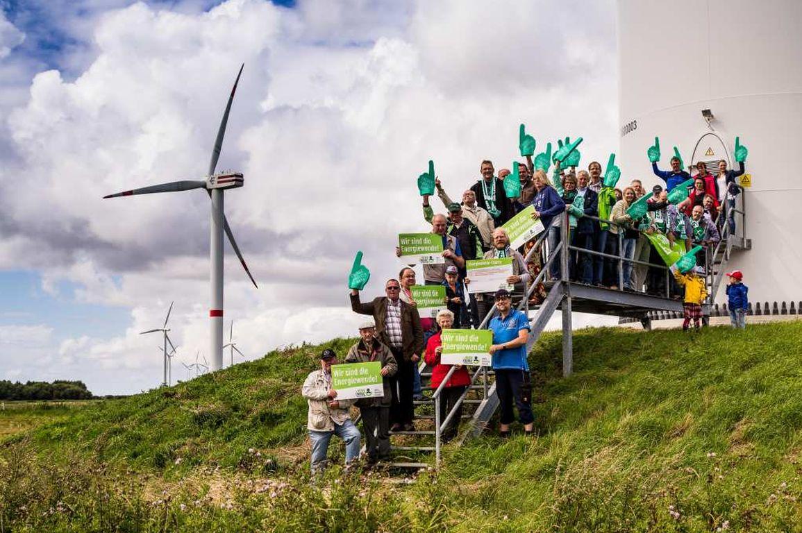Bürgerenergie: zentrale Säule der Energiewende