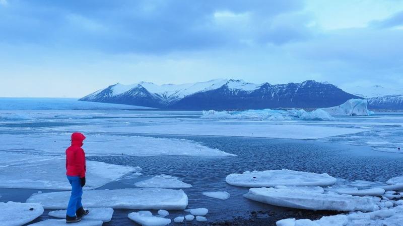 Dramatischer Eis-Verlust auf der Erde