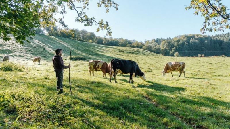 Biobauern zu Klimabauern