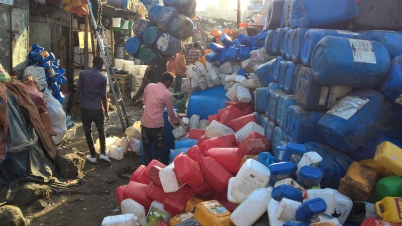 EU beschränkt Export von Plastikmüll