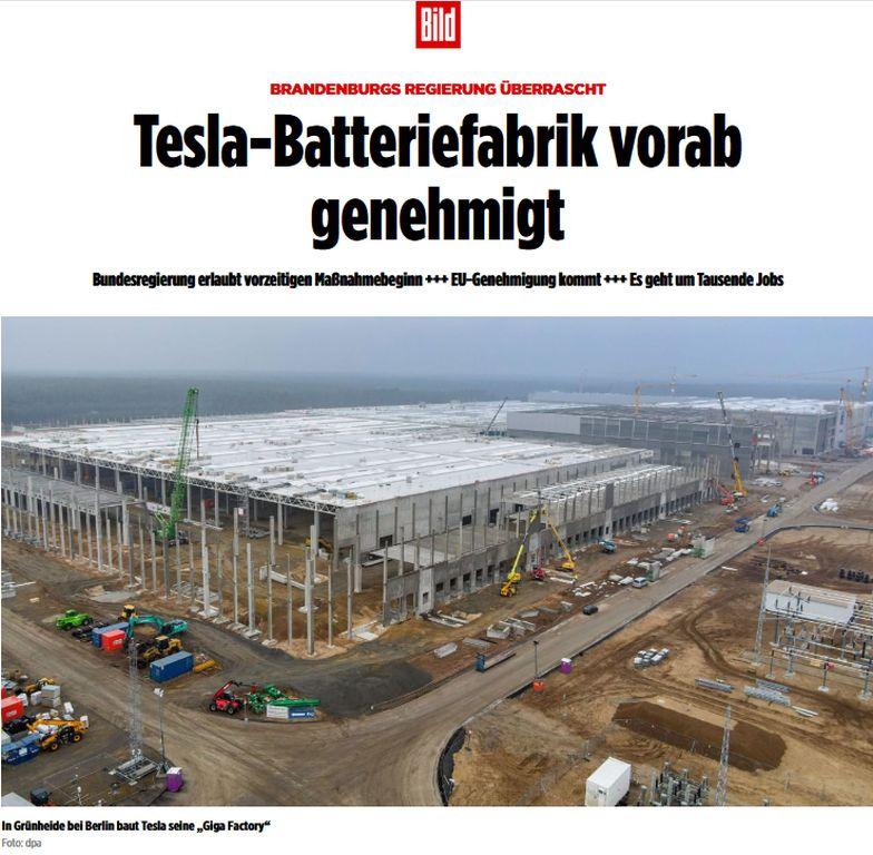 Altmaier macht sich zum Handlanger von Tesla