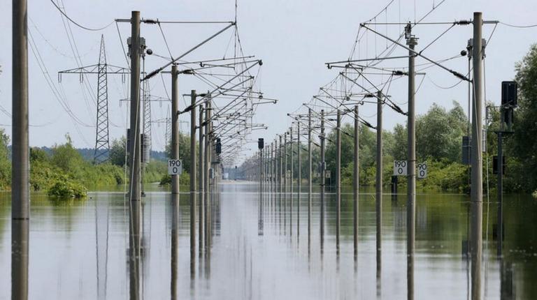 Deutschland stark vom Klimawandel betroffen