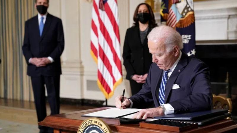 Biden: Klimaschutz im Zentrum der Außenpolitik