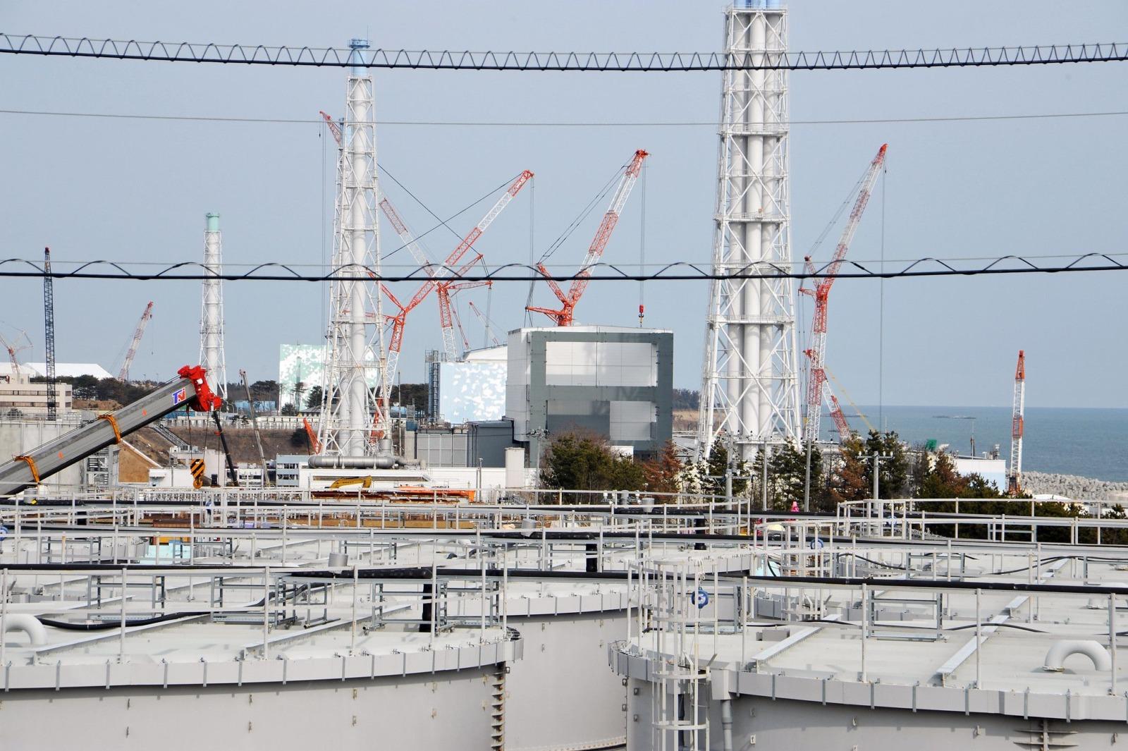 Wassertanks Fukushima IAEA Imagebank ccby20