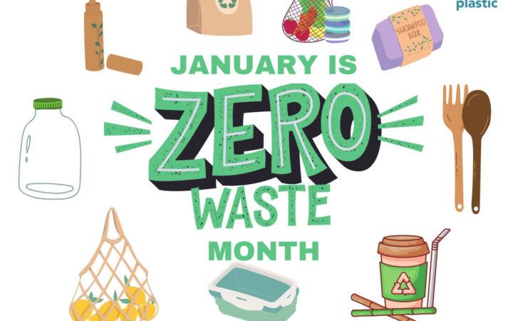 Aktionen zum Zero Waste Monat