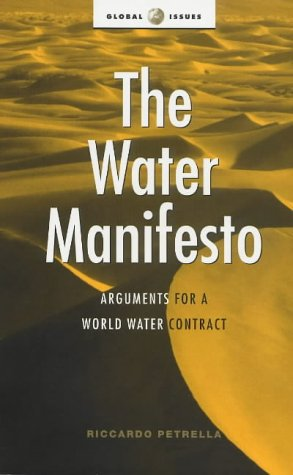 cover the water manifesto Riccardo Petrella