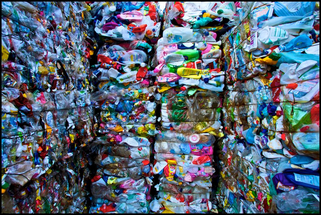 """""""Ökodumping"""" statt Recycling"""