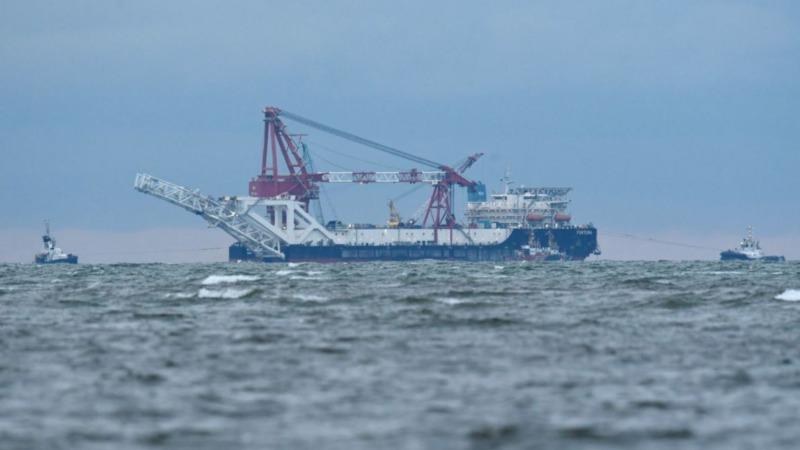 Umweltverbände gegen Weiterbau von Nord Stream 2