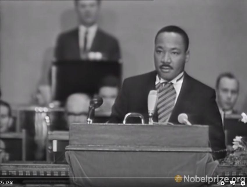 Martin Luther Kings Vision einer vernetzten Welt