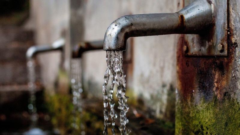 """Wasser als """"die ultimative Handelsware"""""""