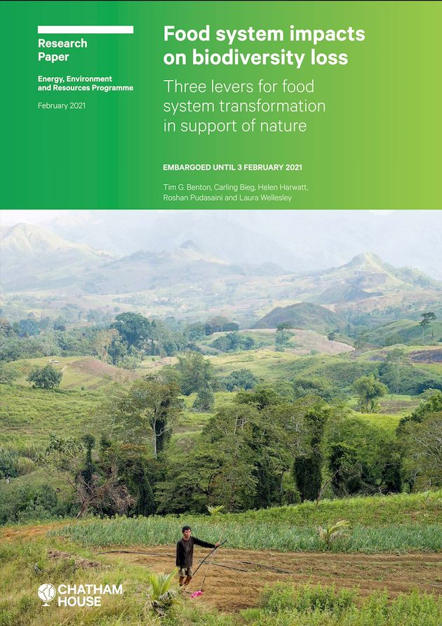 Cover food systems