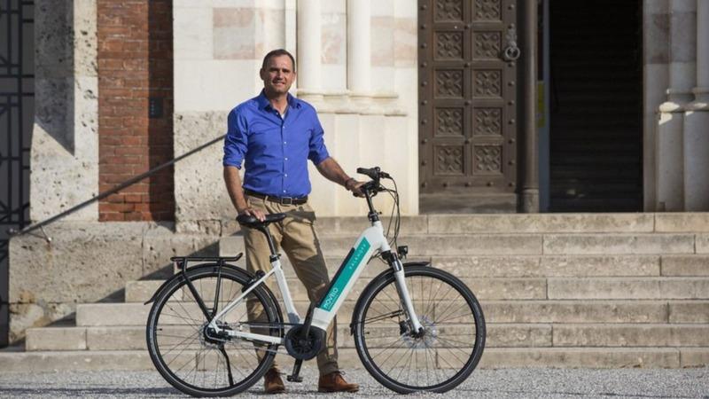 E-Bike als nachhaltige Alternative zum Dienstauto