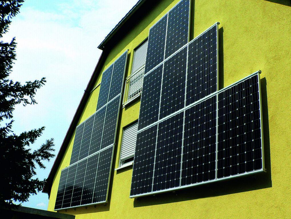 Solarfassade ebay