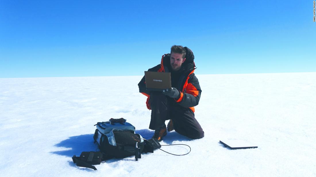 joseph cook glaciologist profile story cte super 169