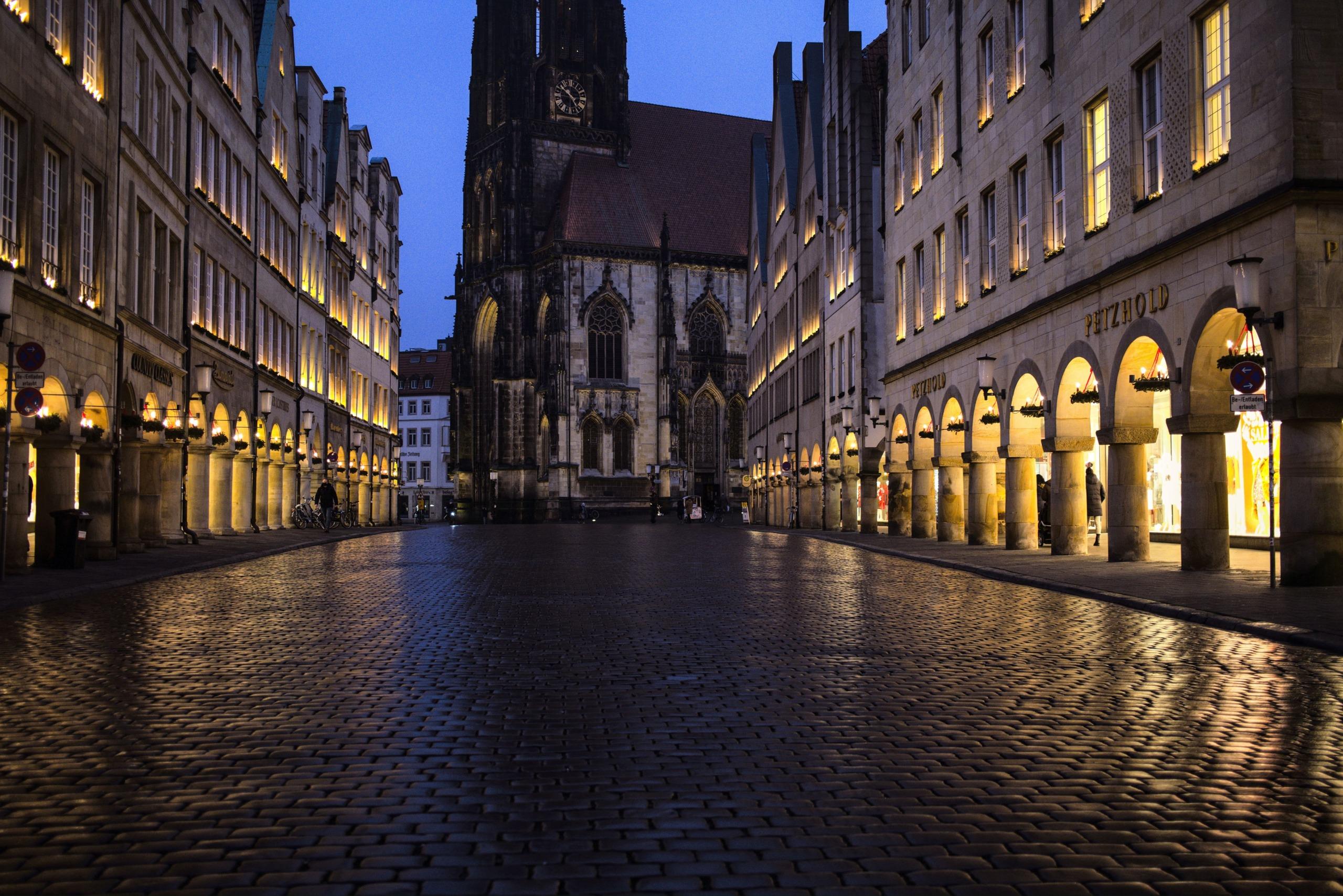 Münster nimmt Kurs auf Gemeinwohl
