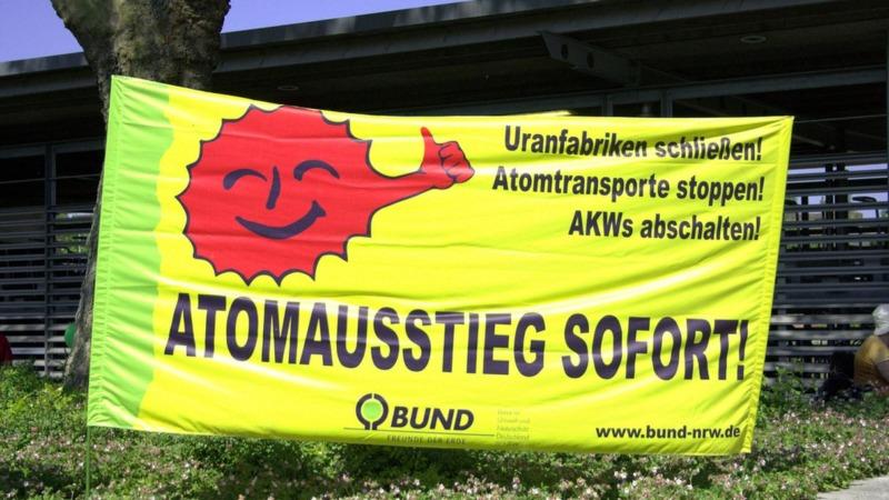 Deutscher Einsatz für Atomausstieg geht weiter