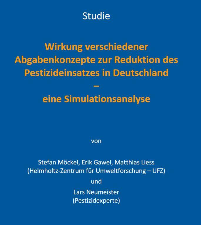 Cover Pestizid Studie