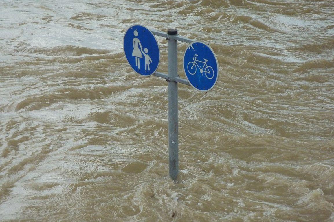Hochwasser Hermann Traub Pixabay CC PublcDomain