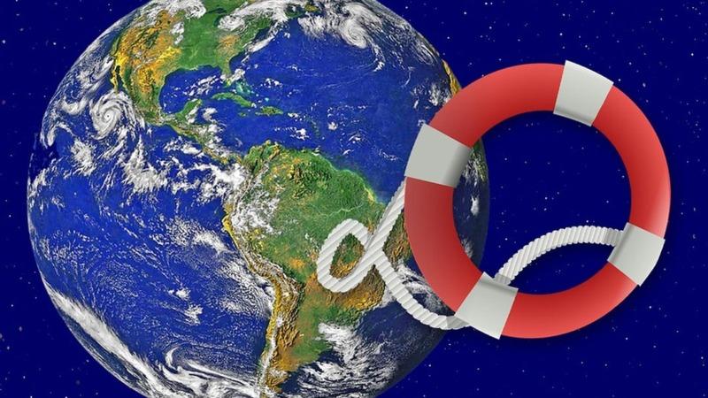 Alle zwei Jahre Lockdown verhindert Klimakollaps