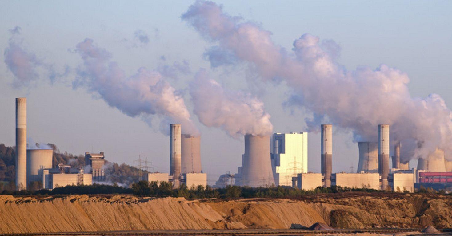 CO2-Emissionen sinken um 8,7 Prozent