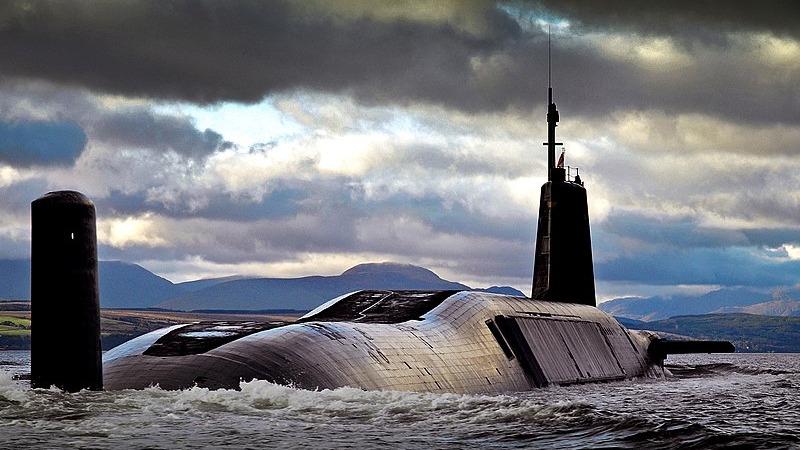 Großbritannien erweitert Atomwaffenarsenal