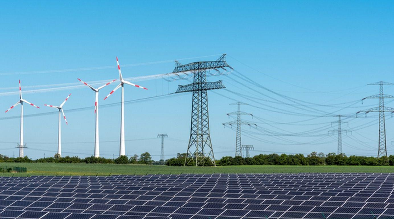 Rekord bei Strom aus erneuerbaren Energien