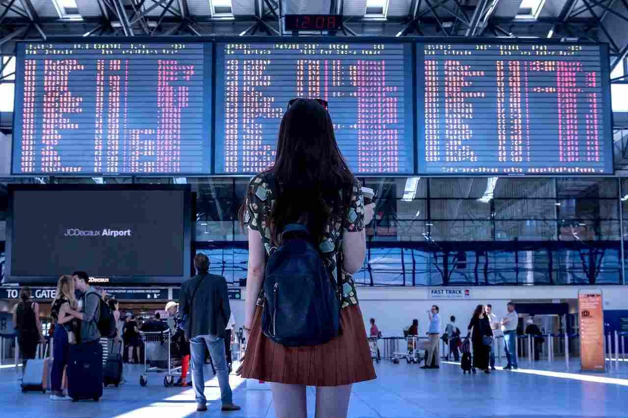 Verbot von Inlandsflügen in Frankreich