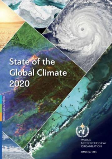 weltklimabericht 2020 un wmo