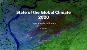 weltklimabericht 2020 un wmo quer