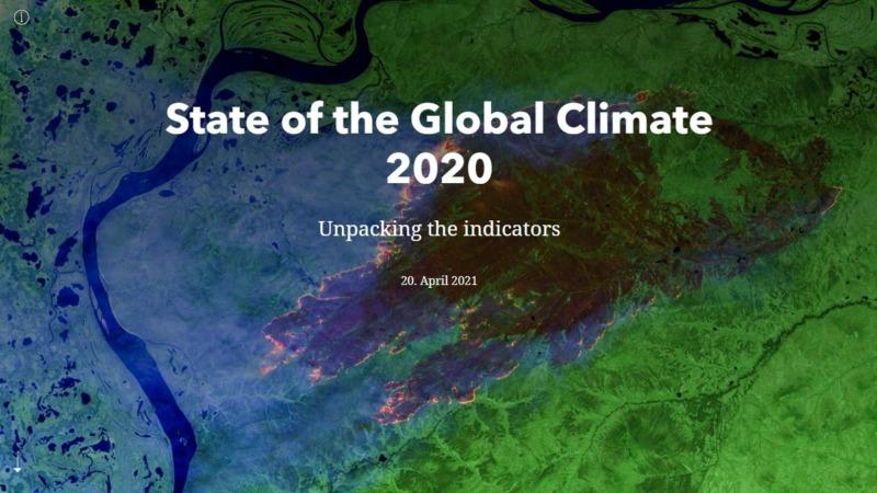 Weltklimabericht 2020