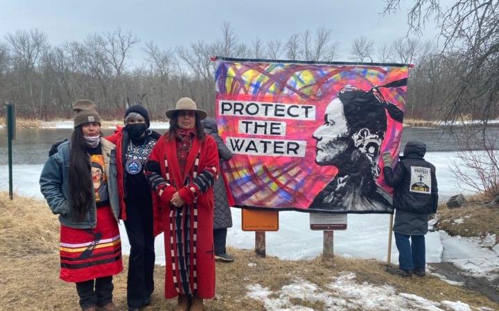 Wenn sich Frauen verbünden, um Wassereinzugsgebiete und Wildtiere zu schützen