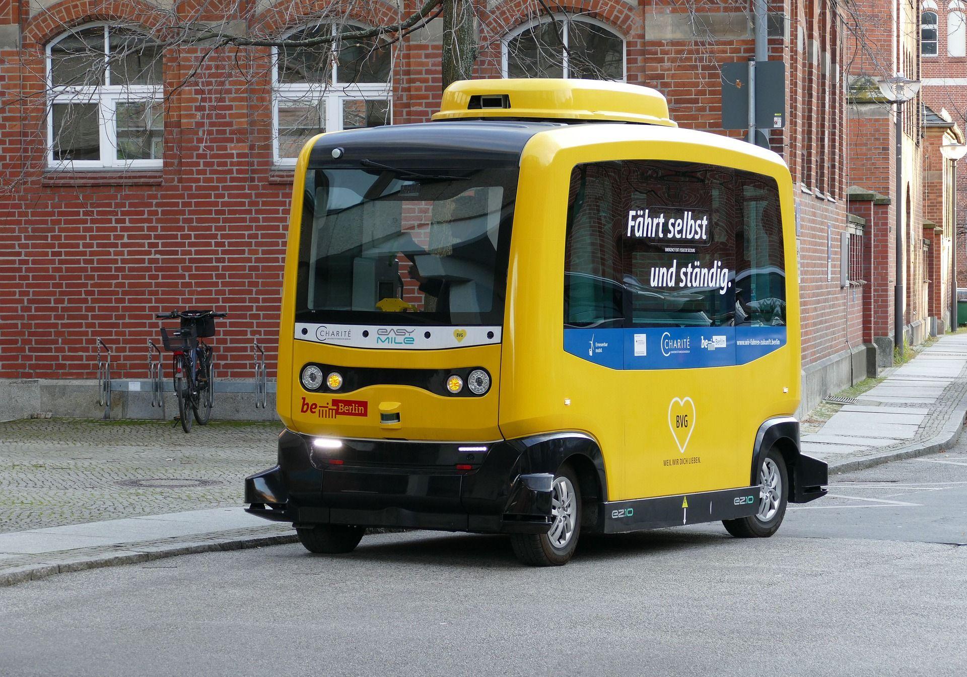 Autonome Autos sollen ab 2022 fahren dürfen