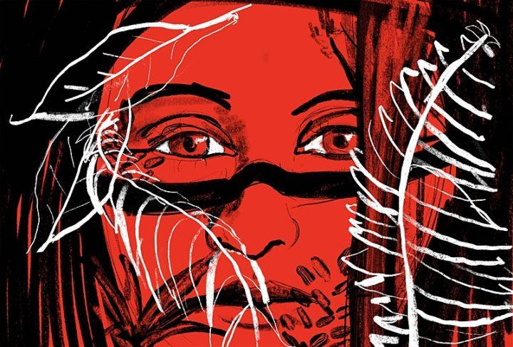 Auswirkungen illegalen Bergbaus auf Frauen