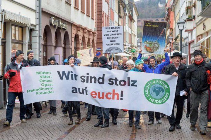 Scharfe Kritik der Klimabewegung