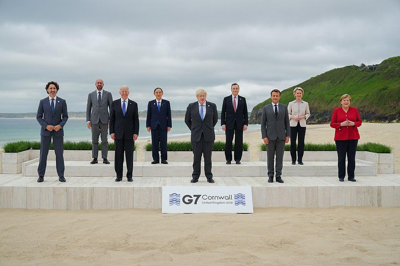 G7 plant Klimaschutz-Hilfe für ärmere Länder