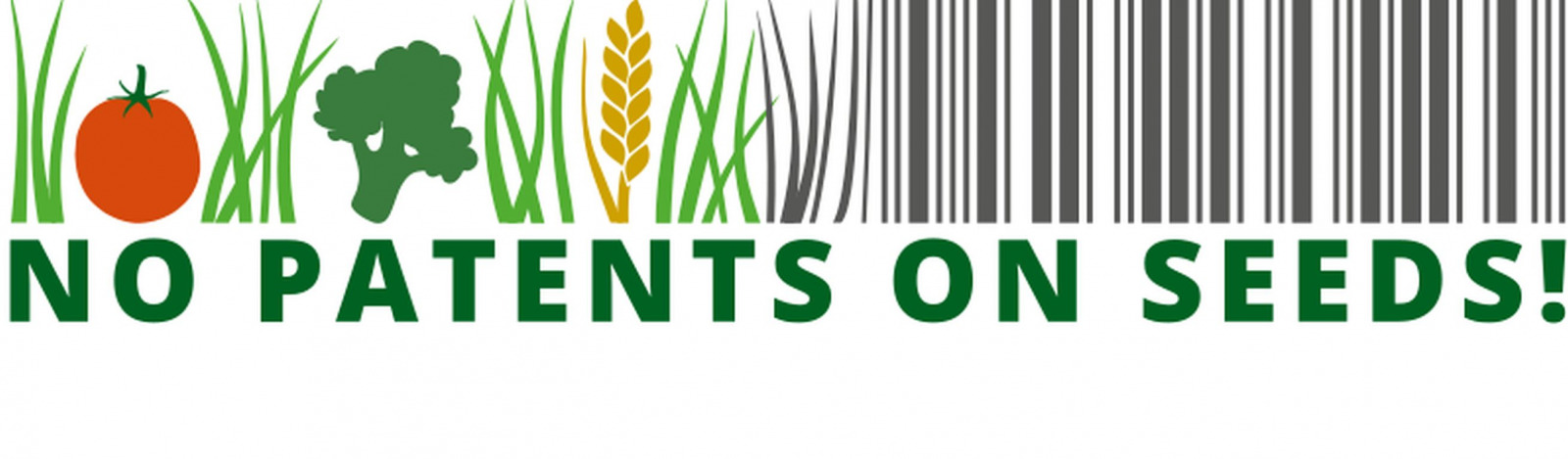 No Patents onSeeds Logo