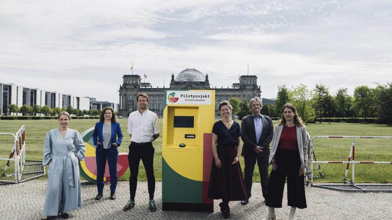 Pilotprojekt zum Bedingungslosen Grundeinkommen gestartet
