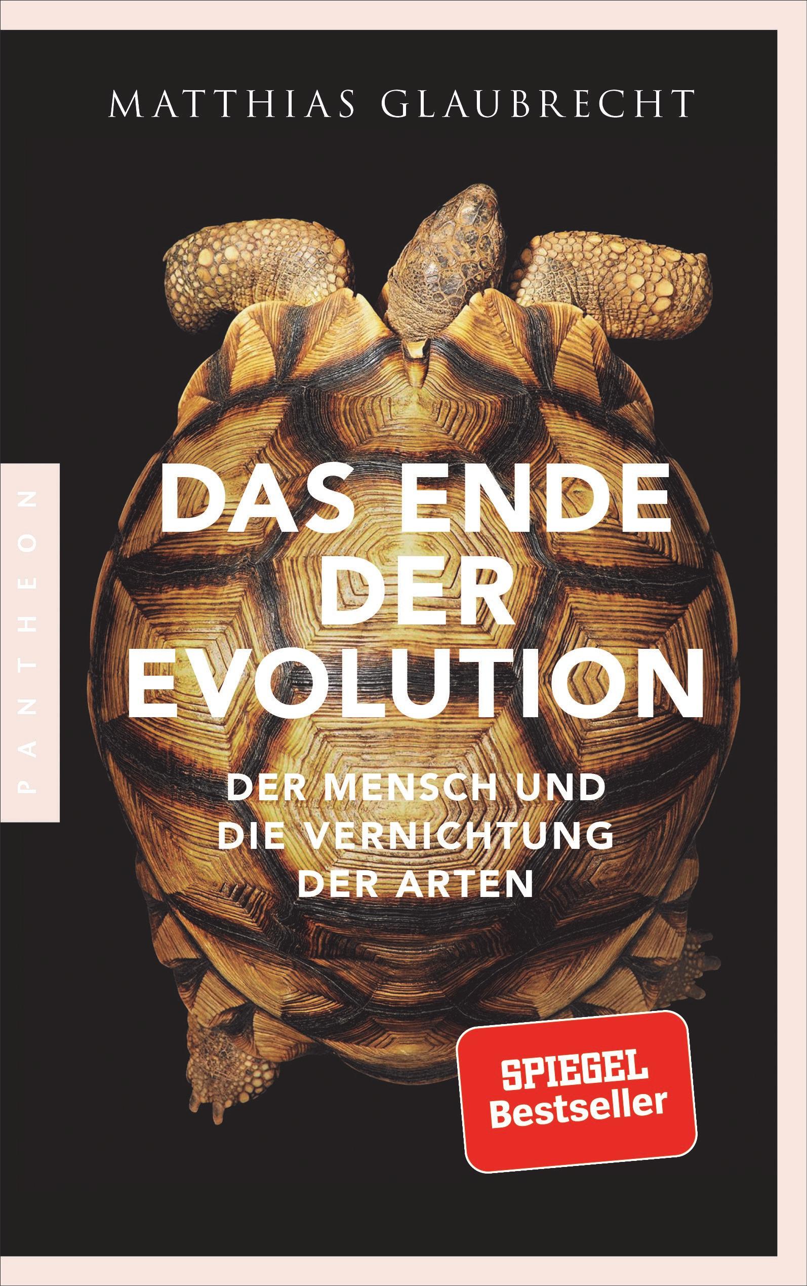 cover das ende der evolution Glaubrecht