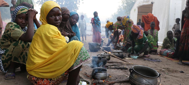 41 Millionen Menschen von Hungersnot bedroht